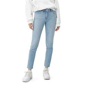 Levi's Jeans 711 Skinny Mid-Rise Sidetracked 33x32